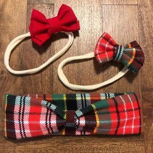 Other - Baby Headband Set